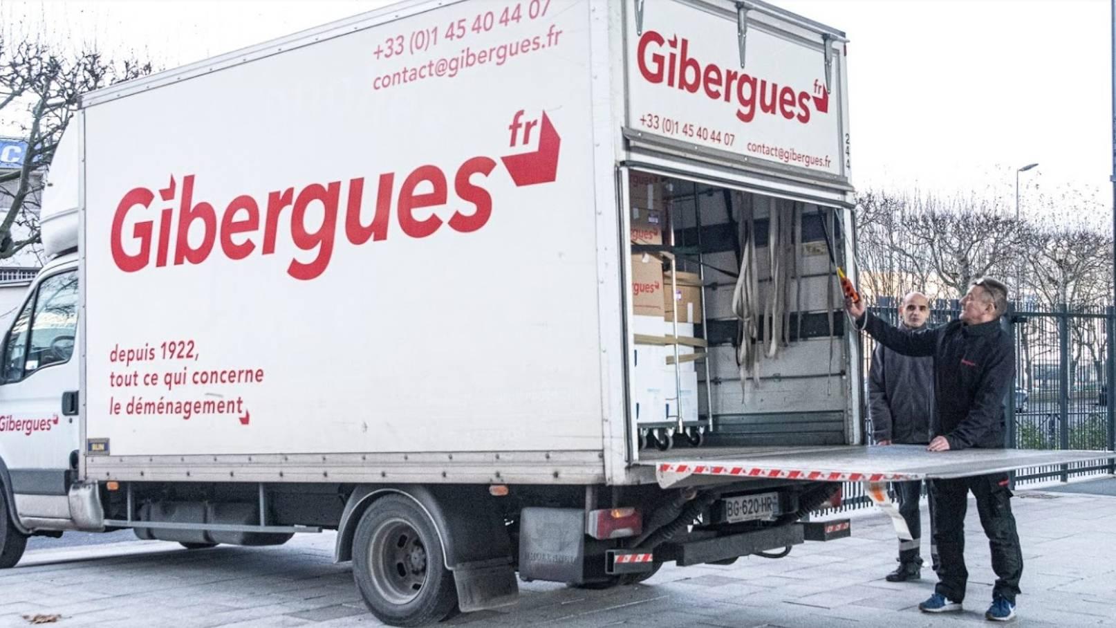 Déménagements Gibergues cover
