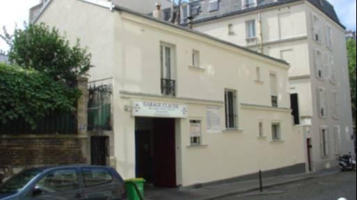 Garage Claude Porte Doree cover