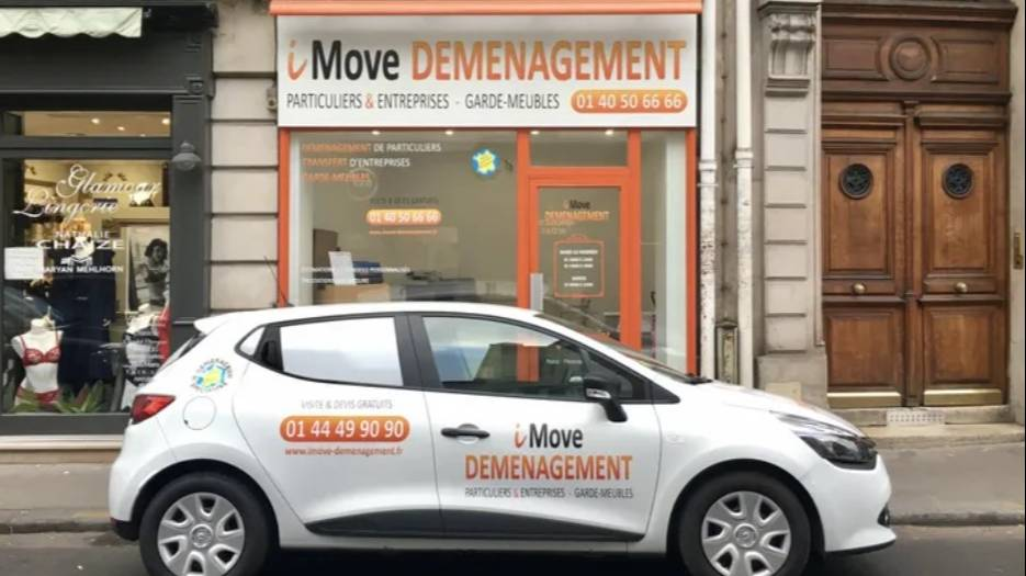 iMove Déménagement (agence) cover