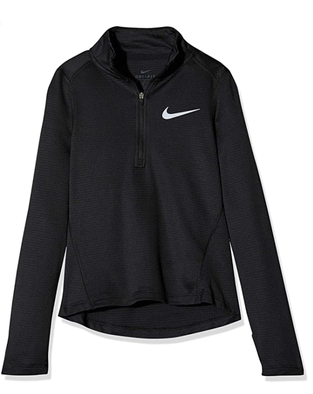 Nike Kids Long-Sleeve 1/2-Zip Running Top (Size S only)
