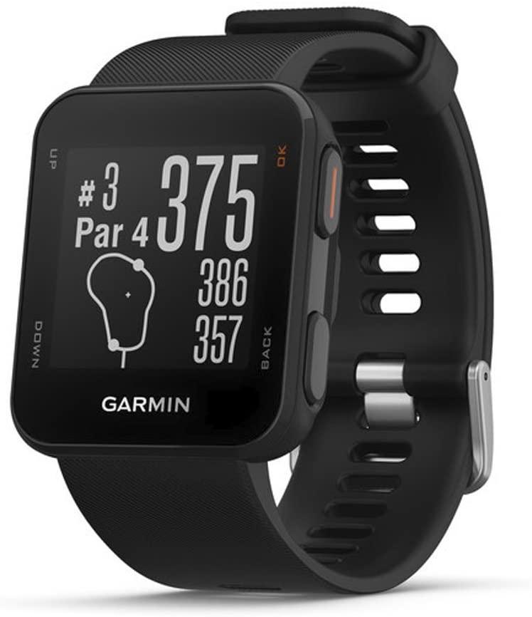 Garmin Approach S10 - Lightweight GPS Golf Watch, Black