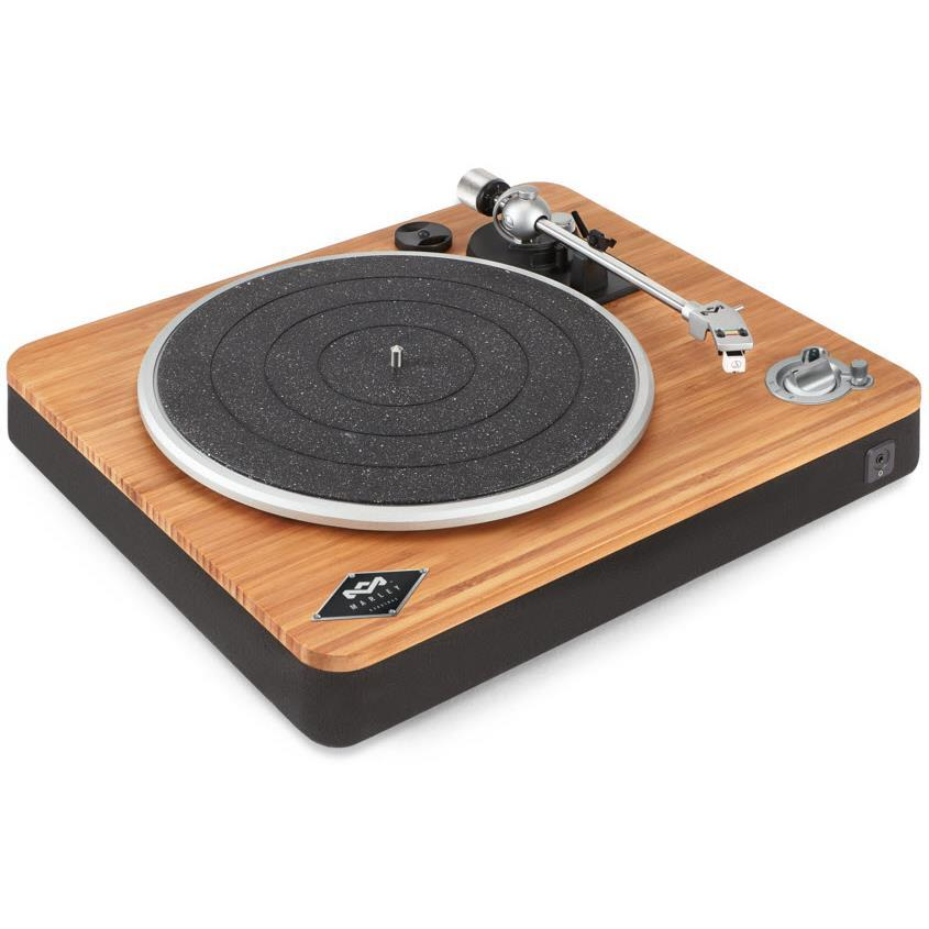 Marley Stir-It-Up Wireless Bluetooth Turntable
