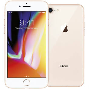 Apple iPhone 8 64GB Smartphone (AU Stock) Unlocked - Gold