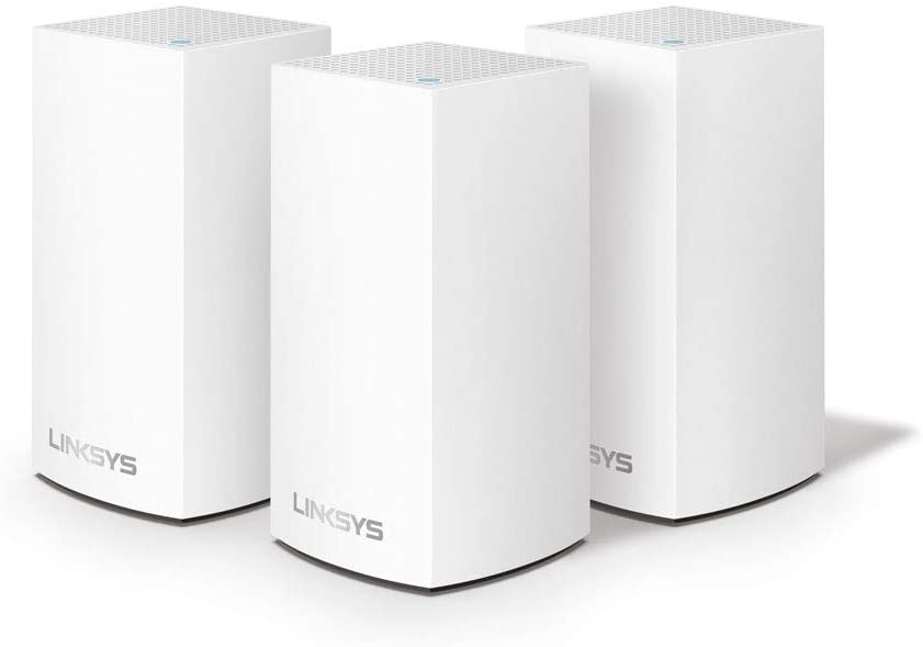 Linksys WHW0103Whole Home MeshWi-Fi System, 3-Pack