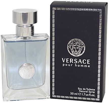 Gianni Versace Versace Pour Homme Eau De Toilette Spray 50 ml
