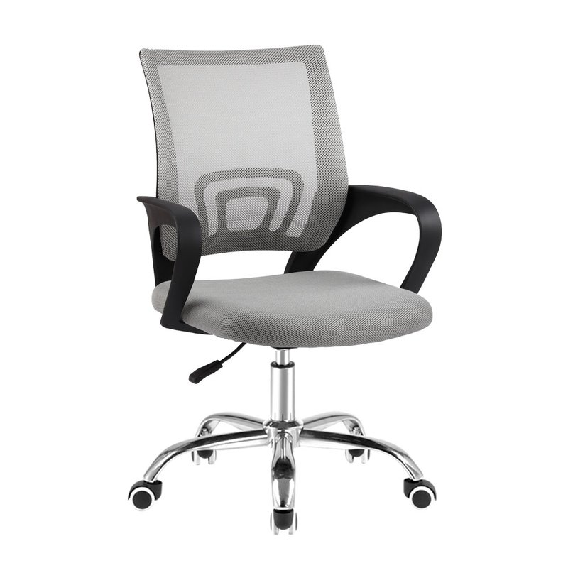 Artiss Cody Grey Mesh Office Chair