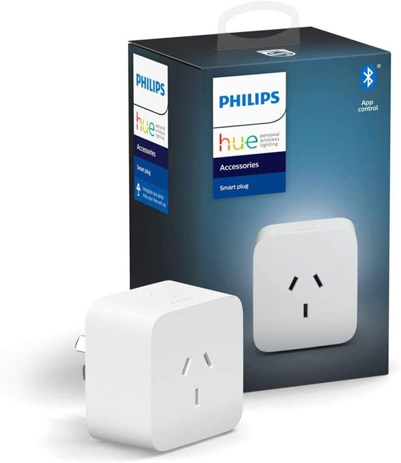 Philips Hue Smart Plug with Bluetooth [Energy Class A Plus]