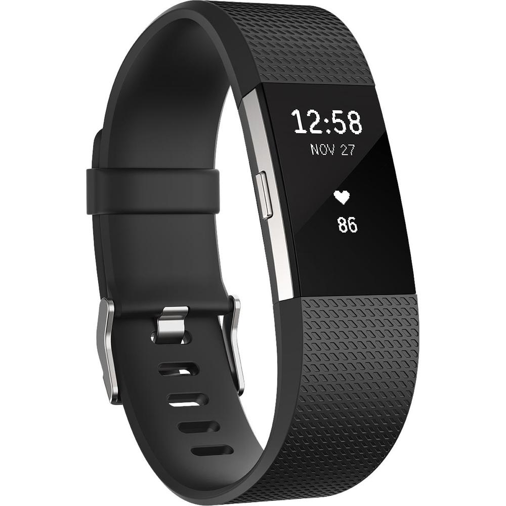 Fitbit Charge 2 (Black/Small)