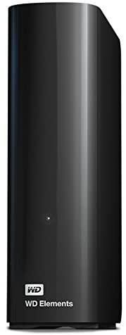 WD 14 TB Elements Desktop External Hard Drive - USB 3.0