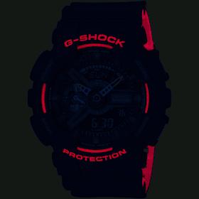 GSHOCK Men's Automatic Wrist Watch analog-digital Display, GA110HR-1A