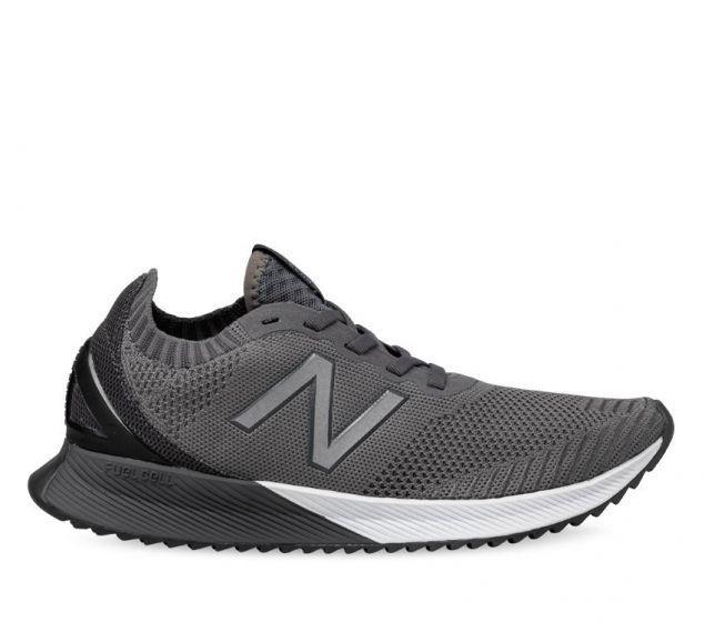 New Balance Men's Echo, Grey/White/Black