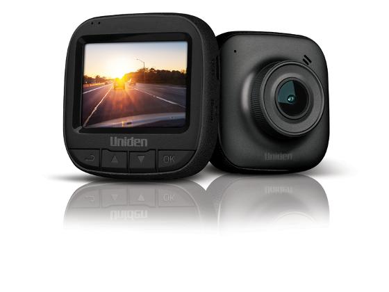[Clearance] Uniden iGO CAM 30 Dash camera   Free delivery
