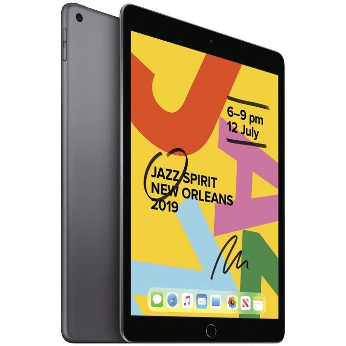 """iPad 7th Gen 10.2"""" WiFi 32GB Space Grey"""