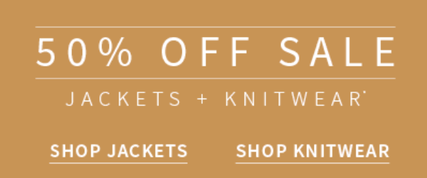 Jeanswest - Further 50% off on sale items