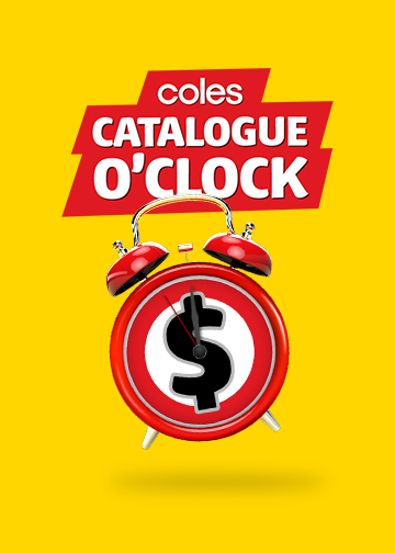 Coles Weekly - Half Price Specials (Starts on 23rd - Wednesday)