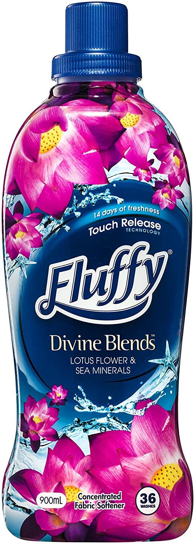 Fluffy Fabric Softener 900ml