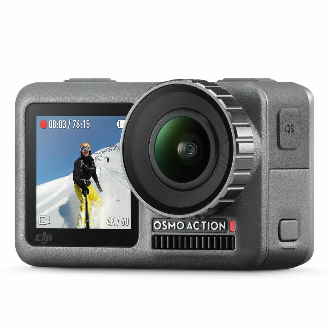 [eBay Plus] DJI Osmo Action 4K Action Camera $299 Delivered @ Allphones eBay