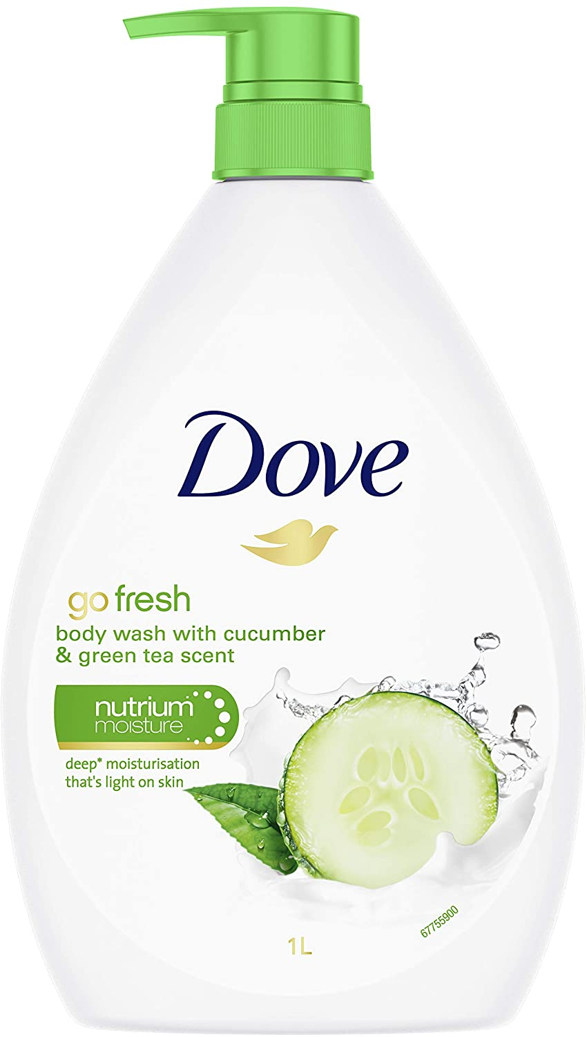 Dove Body Wash 1L $6.49 ($5.84 with S&S) Delivered with Prime @ Amazon AU