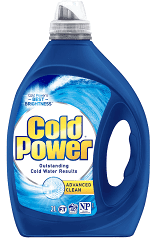 Cold Power Liquid Laundry Detergent 2L, $8.75 (was $17.5) or $7.88 with S&S Delivered @ Amazon AU