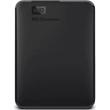 Western Digital Elements Portable Hard Drive 5 TB, $172.04 (was $218.9) Delivered @ Amazon AU