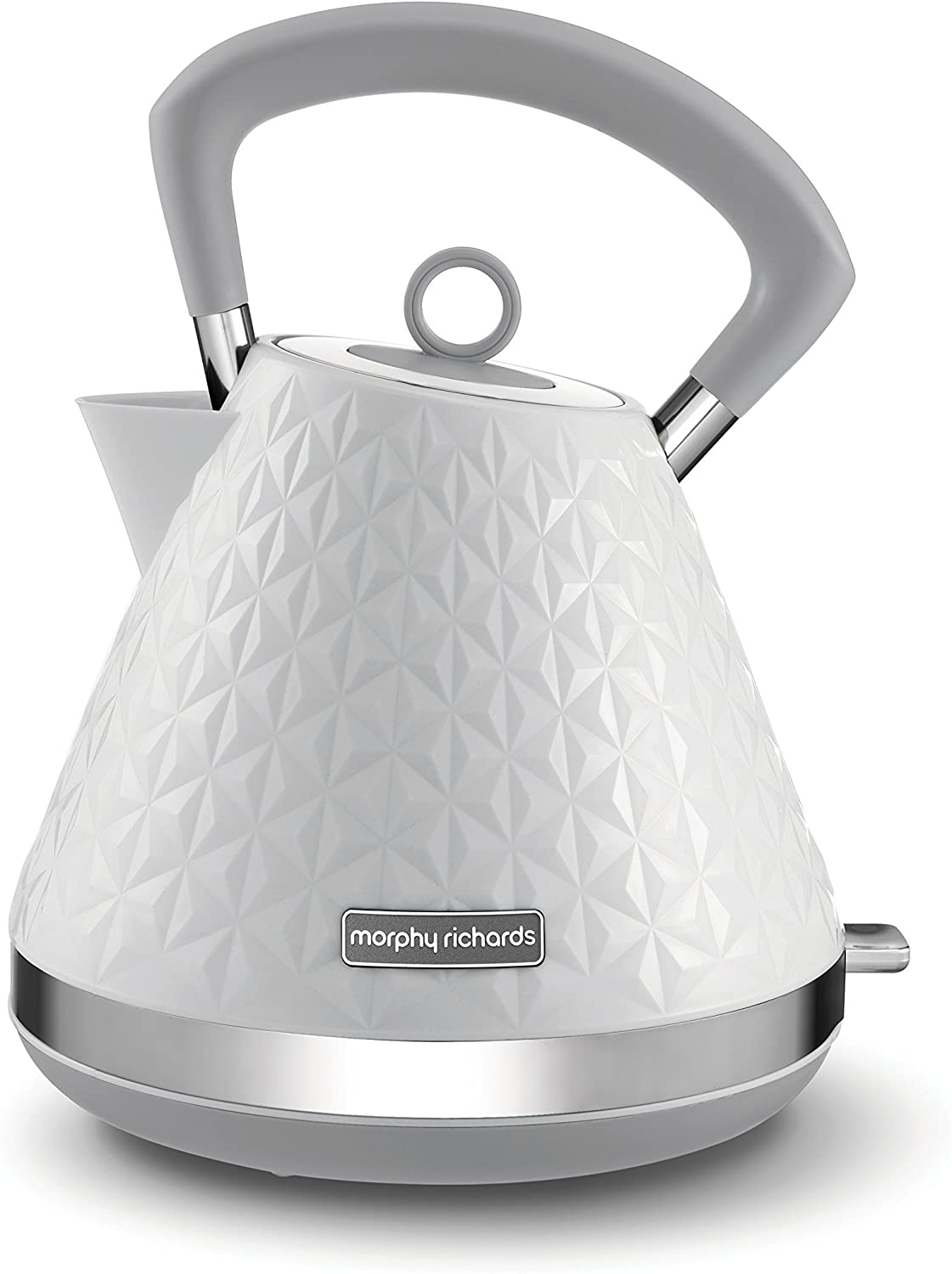 Morphy Richards Vector Pyramid Kettle/4 Slice Toaster, $54.24/$55.87 (was $129) Delivered with Prime @ Amazon UK via AU