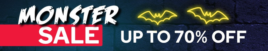 The Monster Sale - Up to 70% Off Clearance Items @ Kogan + Free Shipping