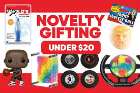 Novelty Gifts - Nothing over $20 Sale @ Catch