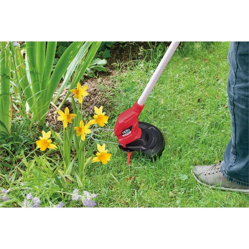 Ozito PXC 18V Grass Trimmer Kit for $29 (was $129) Free C&C @ Bunnings