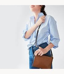 Fossil ZB7295200 Womens Campbell Brown Crossbody, $74.7 (was $249) Delivered @ Watch Station via eBay