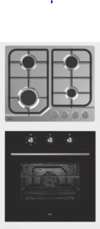 Solt 60cm Gas Cooking Pack, $599 (was $1199) Free C&C @ The Good Guys