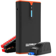 GOOLOO 1500A Peak SuperSafe Car Jump Starter, $82.99 (was $129.99) Delivered @ GOOLOO Direct via Amazon AU