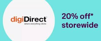20% off storewide @ digiDirect via eBay