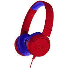 JBL Kids On-Ear Headphones Red/Purple JR300, $19 (was $69) Free C&C @ Officeworks