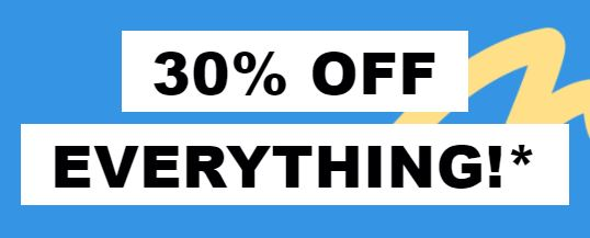 30% Off Everything @ ASOS [Ends Wed 7PM AEDT]