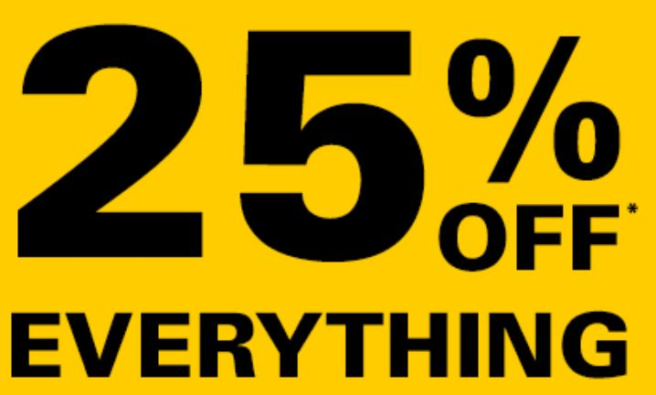 Quick Frenzy | 25% off everything online @ General Pants