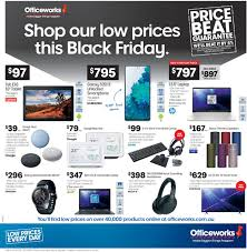 Officeworks - Black Friday Catalogue is out | Google Nest Hub $79, Google Nest Mini 2 $39, Lenovo TAB E10 $97