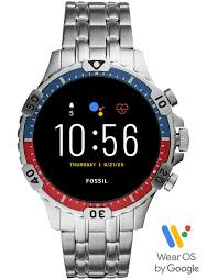 Fossil FTW4040 Mens Garrett HR Gen 5 Smartwatch 46 MM, $150 (was $499) Delivered @ Watch Station eBay