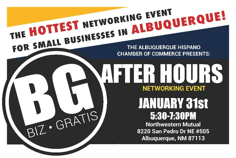 AHCC Biz Gratis & Networking Event – Hosted by: Northwestern Mutual