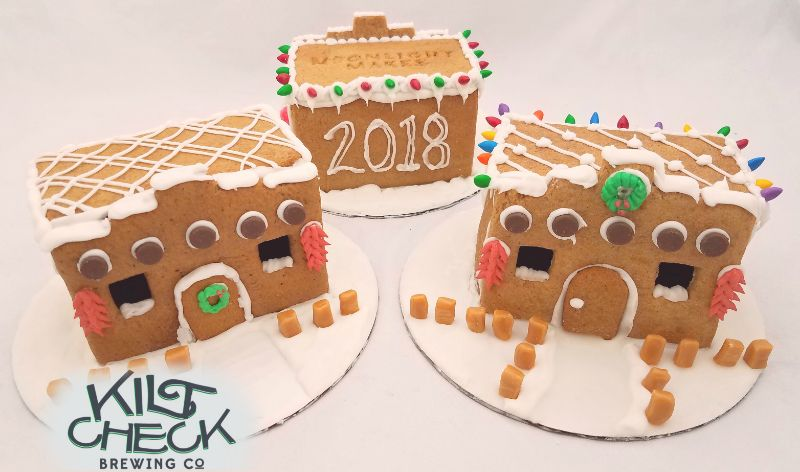 Build Your Own Adobe Gingerbread House @ Kilt Check