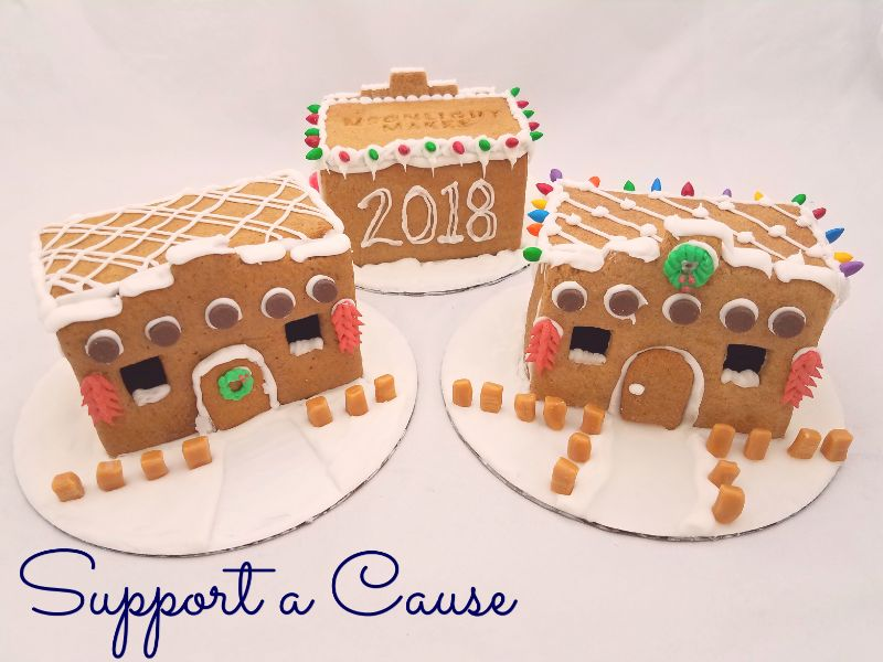 Gingerbread Enchantment - Build Your Own Adobe Gingerbread House (1:00 pm)