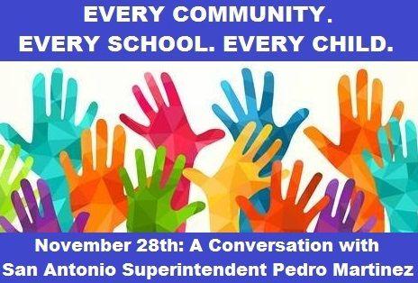 EVERY COMMUNITY. EVERY SCHOOL. EVERY CHILD.