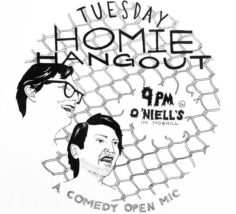Tuesday Homie Hangout