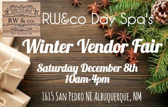 Winter Vendor Fair