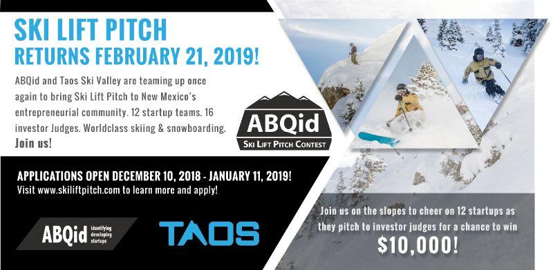 Ski Lift Pitch 2019