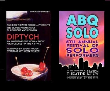 Diptych at ABQ SOLO Fest 2019