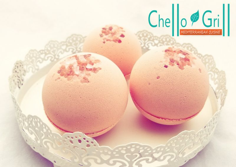 Make Bath Bombs at Chello Grill