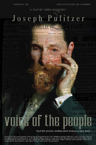 Joseph Pulitzer: The Voice Of The People