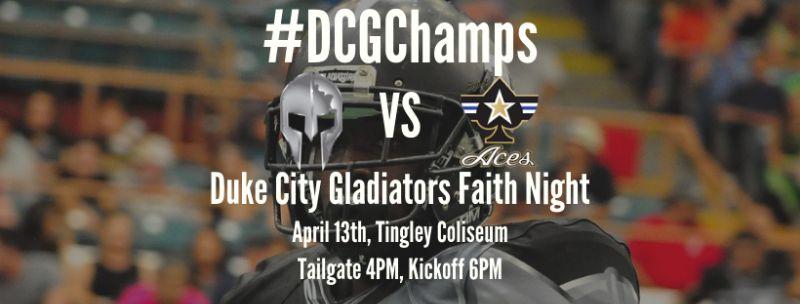 Duke City Gladiators vs. Oklahoma