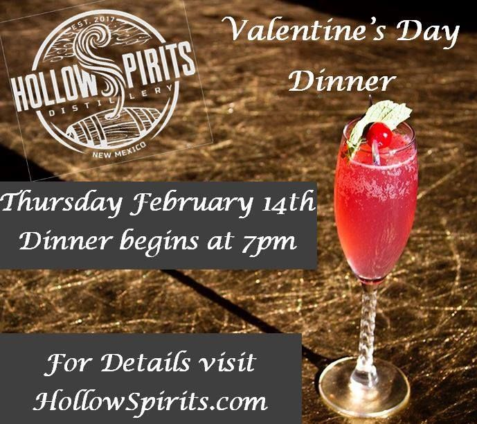 Valentine's Day Couples Dinner