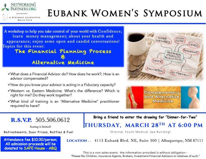 Eubank Women's Symposium